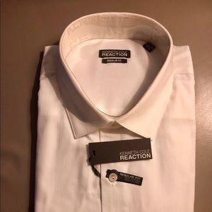 NWT ! White Dress Shirt